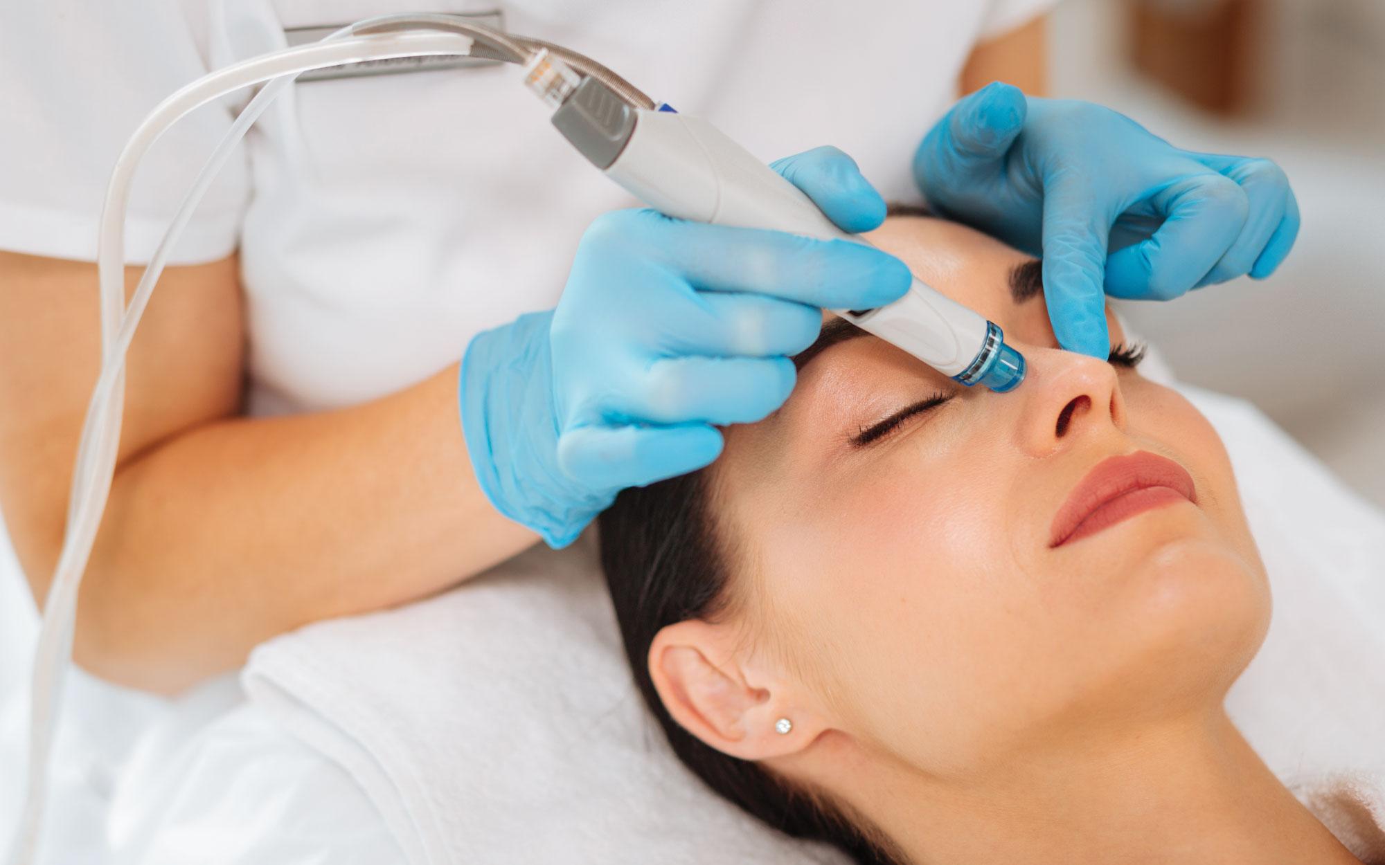 hydrafacial hydra facial klinik kecantikan terbaik