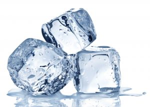 ice cubes acne home remedies