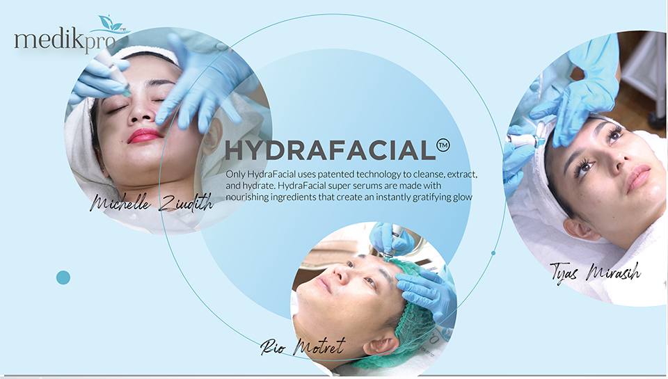 Hydrafacial Acne Treatment