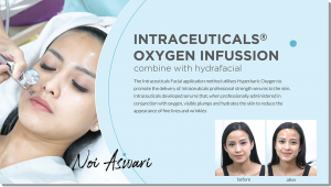 Noi Aswari Intraceuticals Oxygen Facial