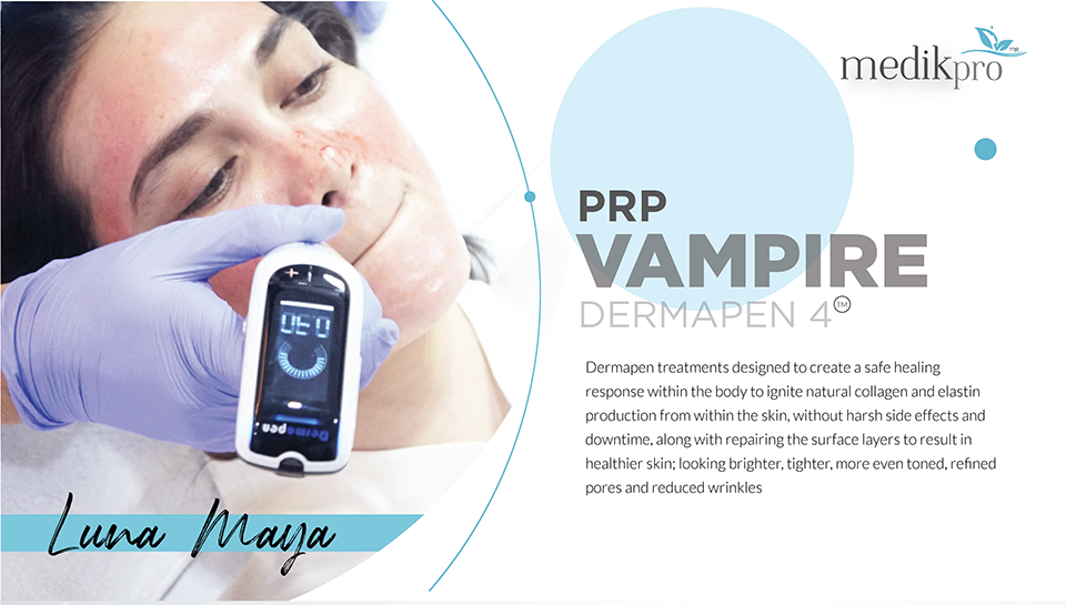 PRP Dermapen Scar Treatment
